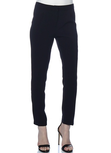 Unique Unique 21 Lacivert Pantolon Lacivert